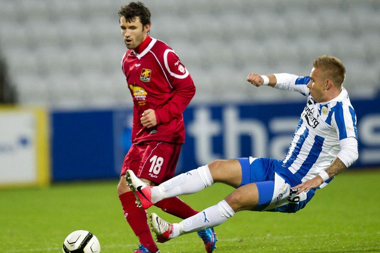 Den tidligere FC Nordsjælland-spiller Michael Parkhurst vender ikke tilbage til Superligaen erfarer BT.