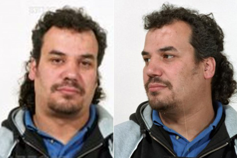 41-årige Mahmoud Khalil Salem, alias Fiz Fiz, er tidligere leder af indvandrerbanden Black Ghost i Vollsmose.