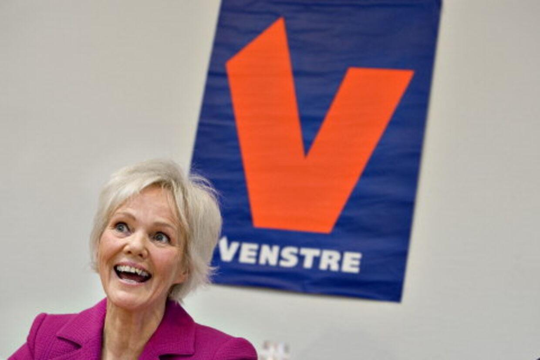 Karen Jespersen bliver minister igen.