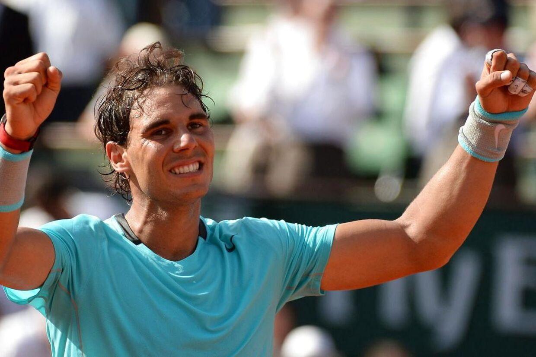 Nadal slog sikkert Murray og er klar til finalen i French Open.