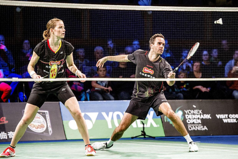 Joachim Fischer og Christinna Pedersen vandt Masters for sjette gang i træk.