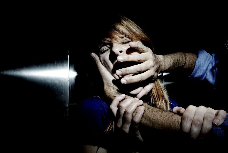 En 43-årige kvinde er blevet dømt for at have voldtaget en tidligere veninde.