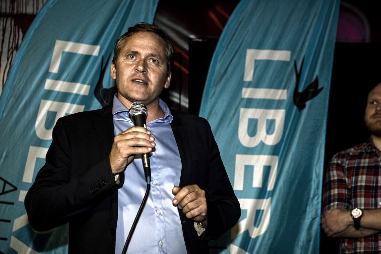 Liberal Alliance kommunalvalg2013 anders samuelsen