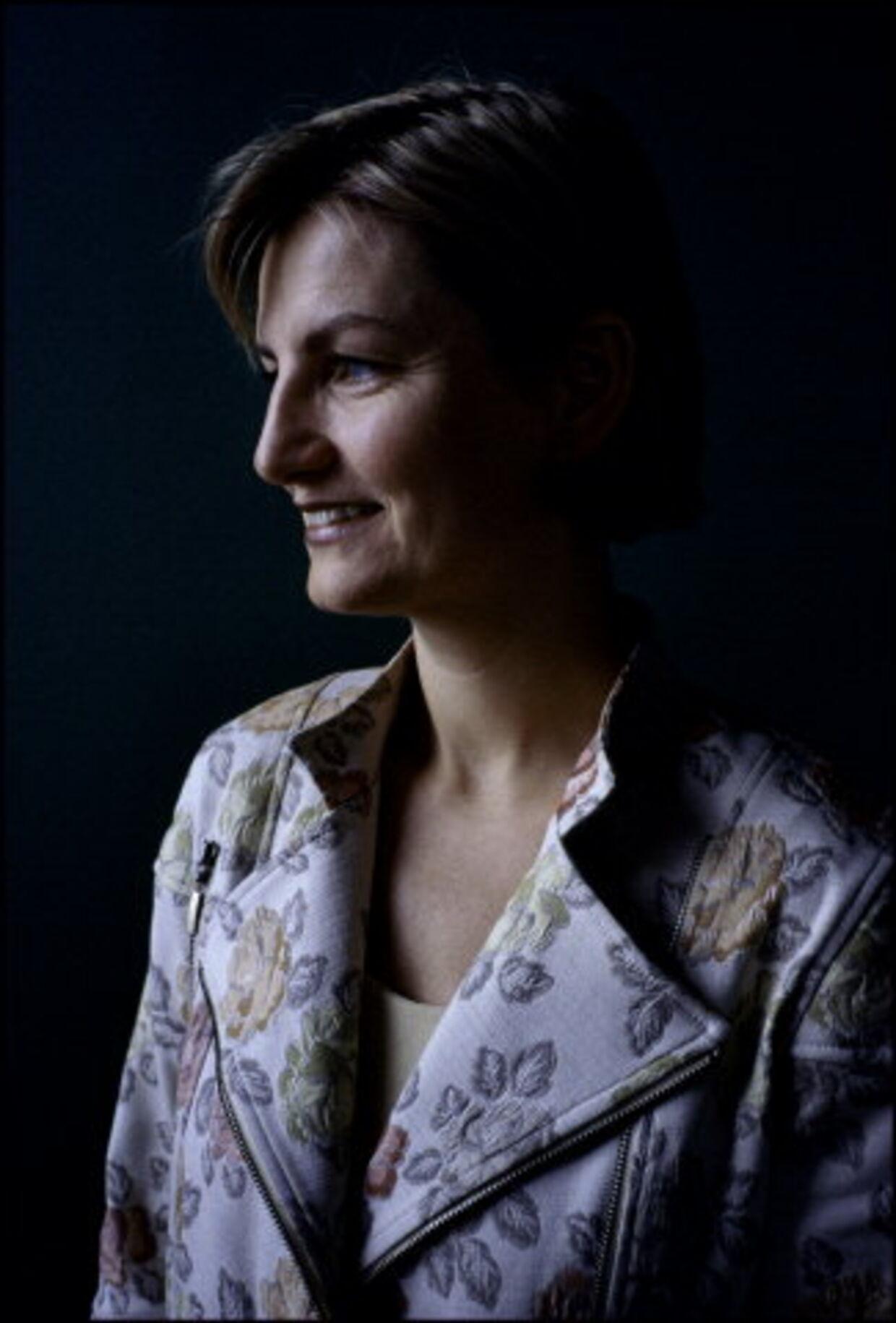 HAR BEVIST DET: »Jeg tror godt, jeg kan være hård. Og jeg synes også, jeg har bevist det,« siger undervisningsminister Ulla Tørnæs. Foto: Thomas Nielsen.
