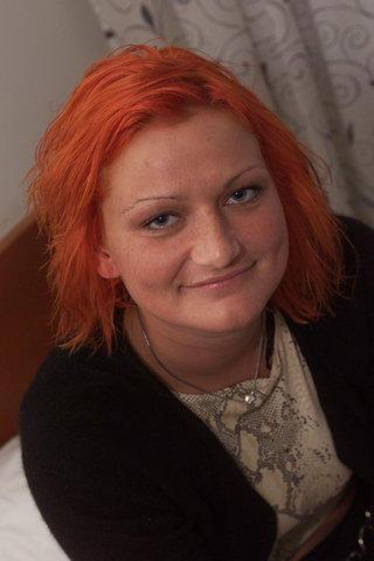 Jill brød sammen i Big Brother: Jeg blev voldtaget. Foto: Jørgen Jessen.<br><br><p>