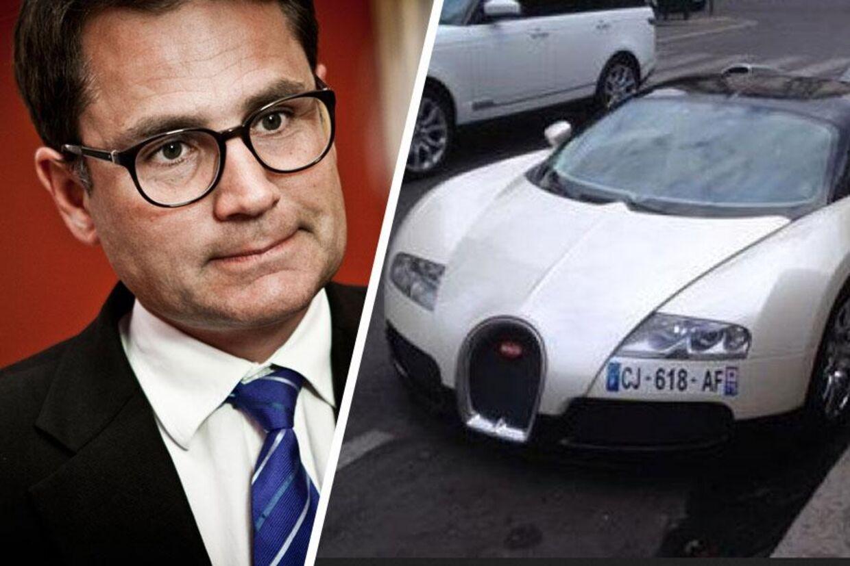 Brian Mikkelsen mener, at flere luksusbiler vil give flere penge i statskassen.