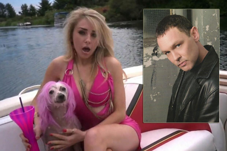 Courtney er blot 16 år gammel. Doug er 51. Men kærligheden kender ingen alder.