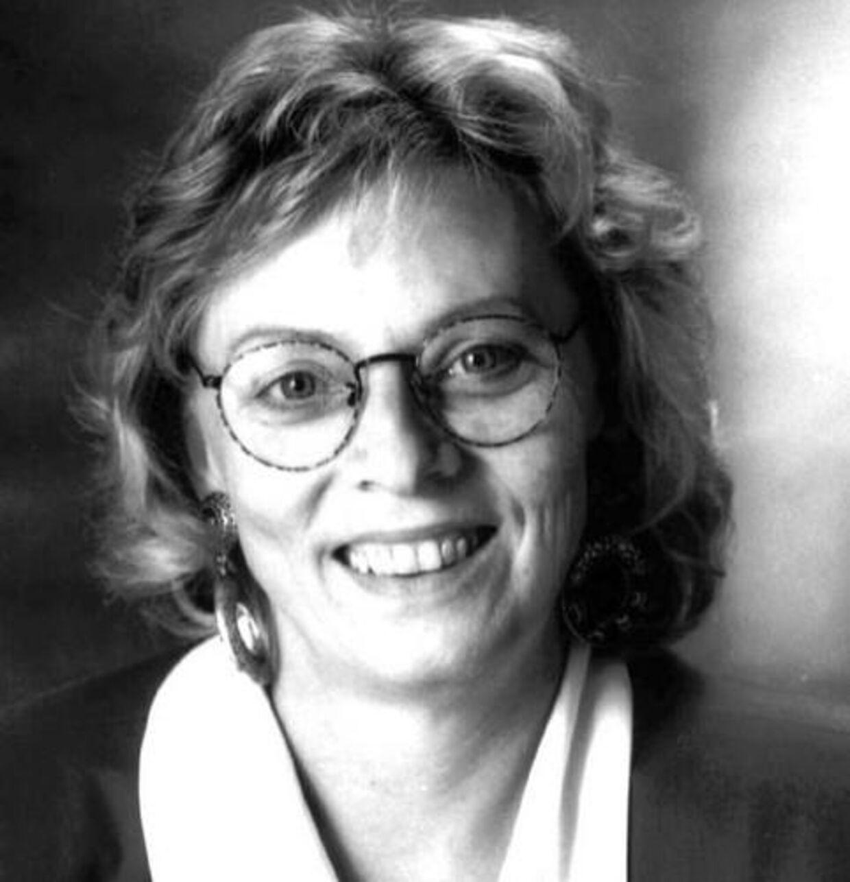 Inger Bierbaum blev 71 år gammel