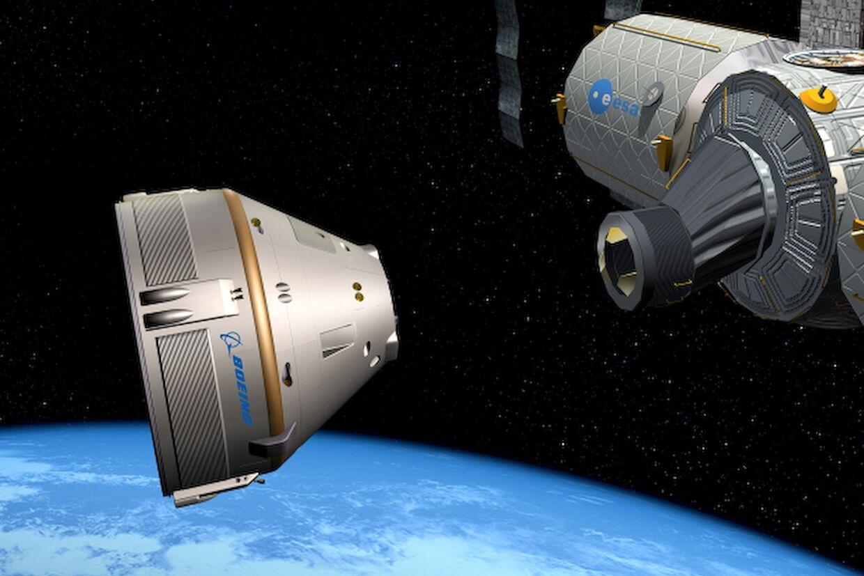 Den amerikanske flygigant Boeing er med statsstøtte i ryggen gået i gang med at udvikle et rumfartøj, der om blot fem år vil kunne transportere turister ud i rummet sammen med astronauter. Prisen for en uge på den internationale rumstation ventes at blive cirka 230 millioner kroner.