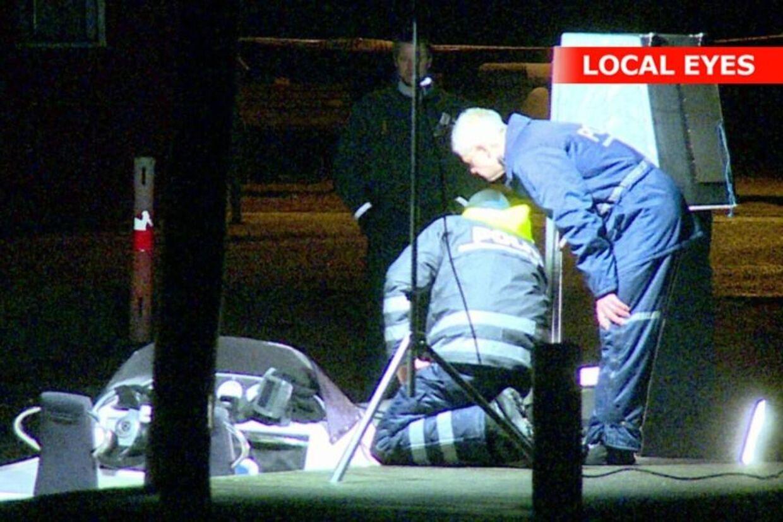 Formodet narkosmugler dræbt i skudveksling med politiet i nat. Betjent alvorligt såret.
