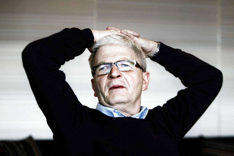 Skatteminister Holger K. Nielsen