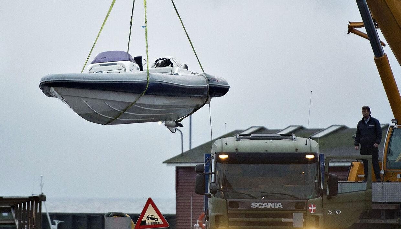 Ifølge den norske avis VGs så skulle partiet med 250 kg hash fragtes til den norske by Arendal med speedbåd, før det skulle videre til markedet i Oslo.