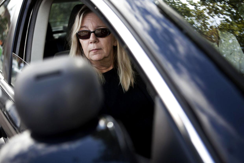 Formand for Kørelærerforeningen i København, Judy Ansbjerg,retter en skarp kritik af Københavns Politi