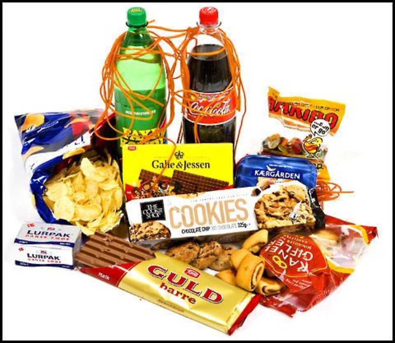 Danskerne spiser sukker og søde sager som aldrig før. 41 kilo om året pr. person skal det være helt nøjagtigt, og det giver os europarekorden.
