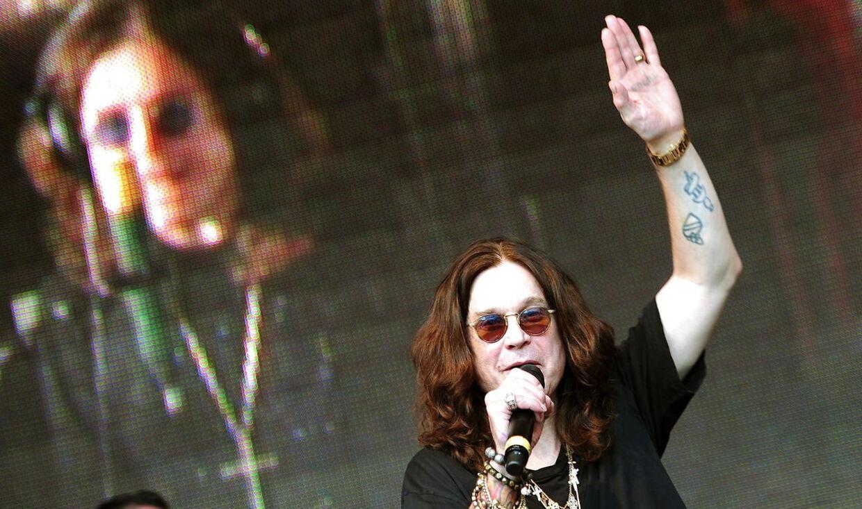 Den 63-årige Ozzy udgiver et såkaldt satanisk blues-album med legendariske Black Sabbath.