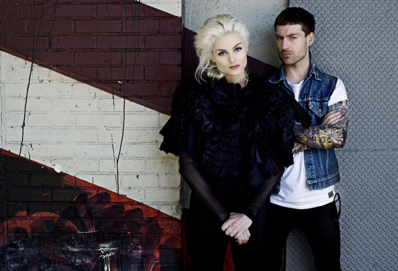 """Mandag er den danske pop-duo Electric Lady Lab klar med deres debut cd """"Flash"""""""
