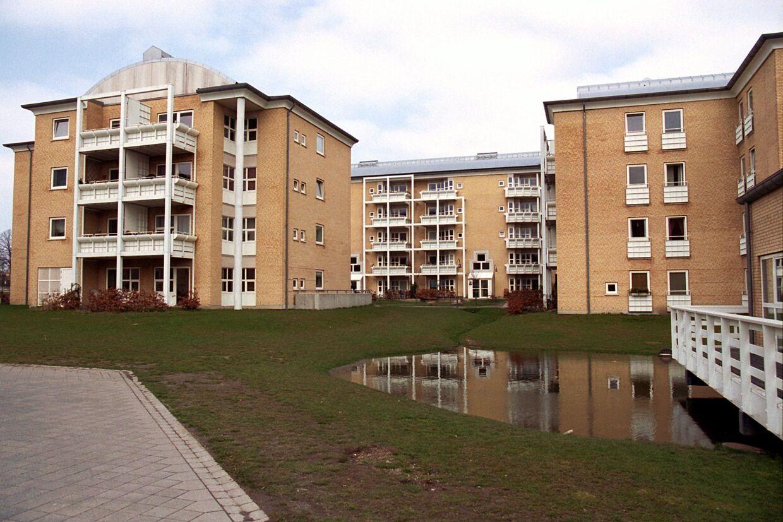 Vores kvarter: Gadelandet i Husum er opført af flere forskellige sociale boligselskaber i 1994-95.