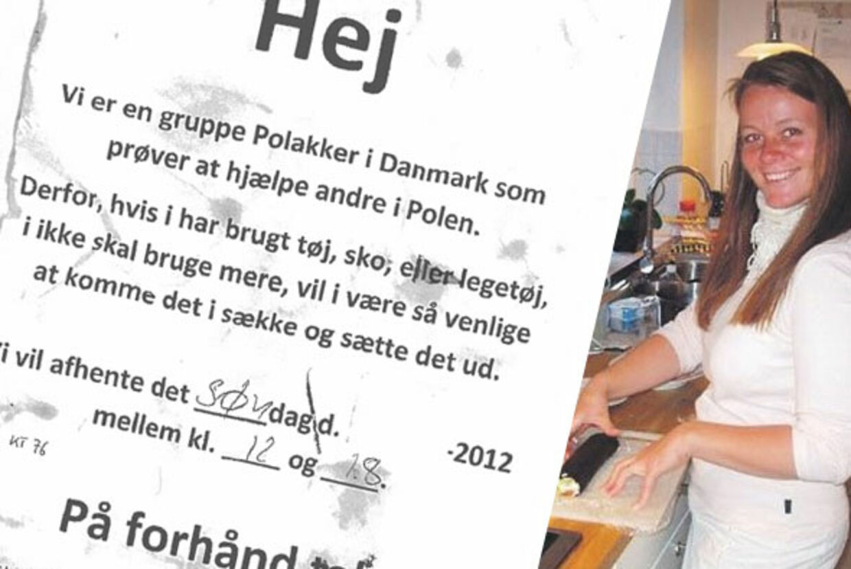 I går offentliggjorde politiet nye oplysninger om det uopklarede drab på den 41-årige viceinspektør Heidi Abildskov, der blev fundet død i sit hjem i Virum 16. november. Bl.a. denne seddel, der viste sig at være et dødt spor.