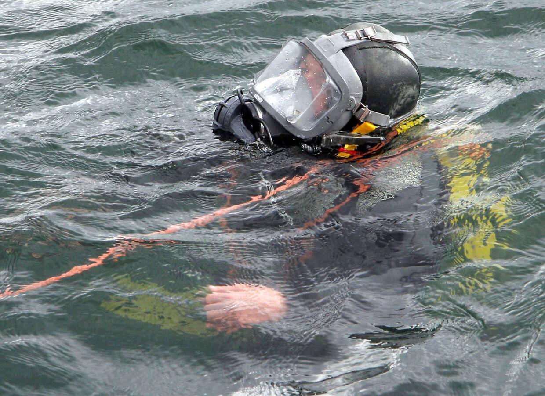 Dykkere fandt torsdag resterne af en bil, som tilhører en mand, der har været forsvundet i 35 år. (Arkivfoto)