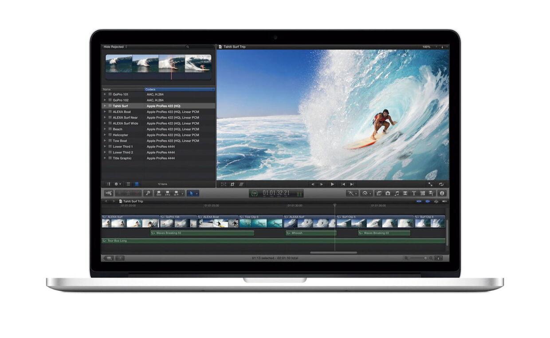 """Det største nedslag i prisen kommer på MacBook Pro i 13"""" udgaven med Retina opløsning. Apple trækker 2.000 kr. fra prisen"""