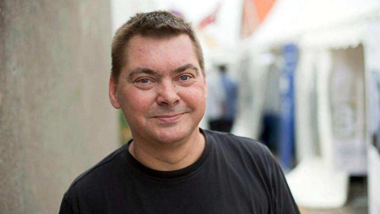 Per Loft Rasmussen købte for tre et halvt år siden Toga Vinstue sammen med en ven. Foto: Søren Sand Kirk