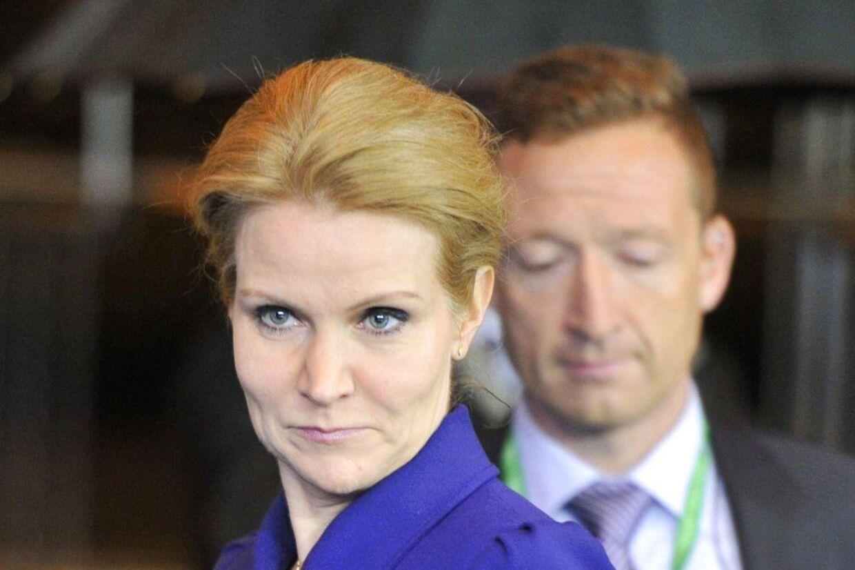 Helle Thorning-Schmidt (S) og de andre regeringsledere måtte fredag aften forlade Bruxelles uden at være nået til et aftale om EUs kommende budget.