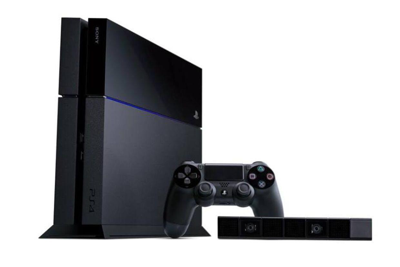 Playstation 4 (billedet) bliver 1000 kr. billigere end konkurrenten, Xbox, og det kan sikre den sejren i konsolkrigen.