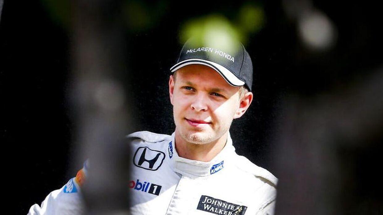 Kevin Magnussen er tæt på et comeback til Formel 1. Hos Renault.