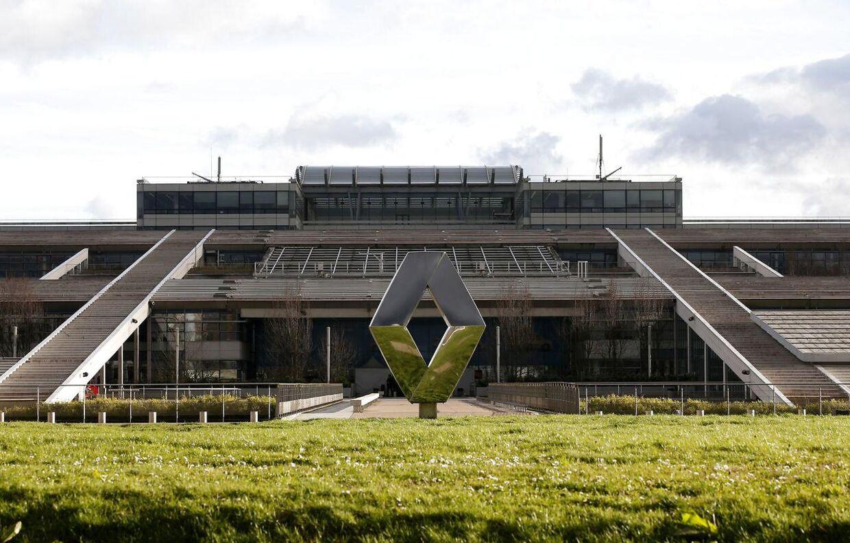 Renault Technocentre i Paris.