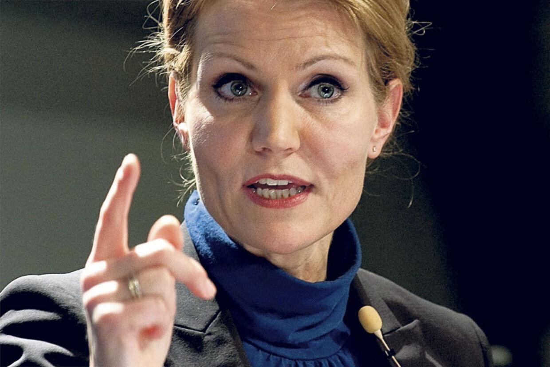 Helle Thorning-Schmidt har god grund til at være glad for tiden. Den ene meningsmåling efter den anden viser rødt flertal, hvis der var valg i dag.