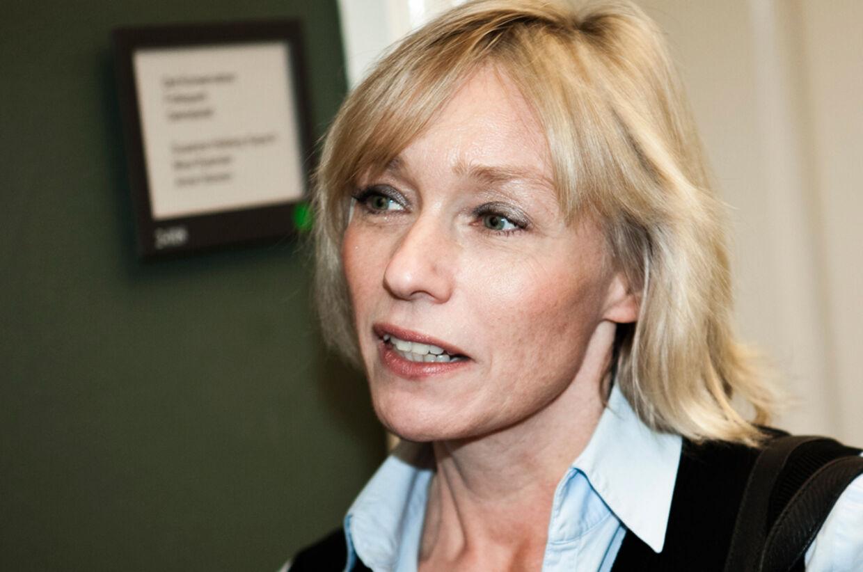 B. T. MENER: Henriette Kjær foran ny politisk endestation