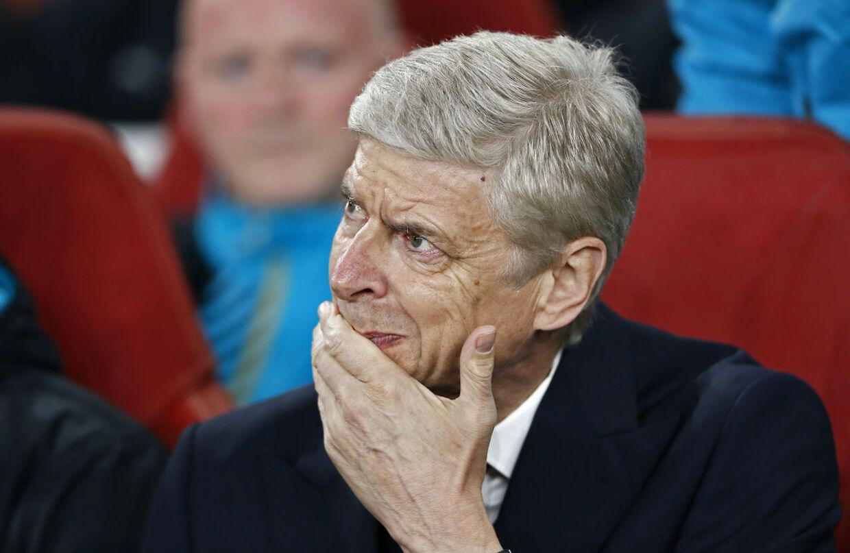 Arsenal er kommet skidt fra start. Tirsdag tabte de 2-3 på hjemmebane. Et nederlag, der er svært at sluge for træner Arsene Wenger.