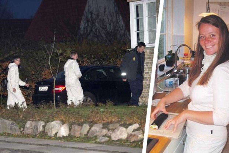 Fredag morgen blev Heidi Abildskov fundet myrdet uden for havedøren til familiens villa i Virum med knivstik i brystet. Politiet efterforsker nu det meningsløse og ubegribelige drab.