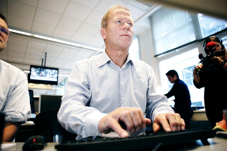 Kurt Kragh, en af landets mest erfarne og respekterede drabsefterforskere med 27 års erfaring fra Rigspolitiets rejsehold, var på besøg på BT for at chatte med bt.dk's læsere.