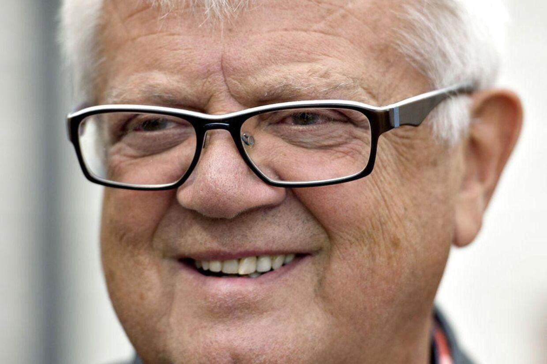 Per Pallesen blev dårlig og faldt om, da han sidste weekend var til 60 års fødselsdag. (Arkivfoto)