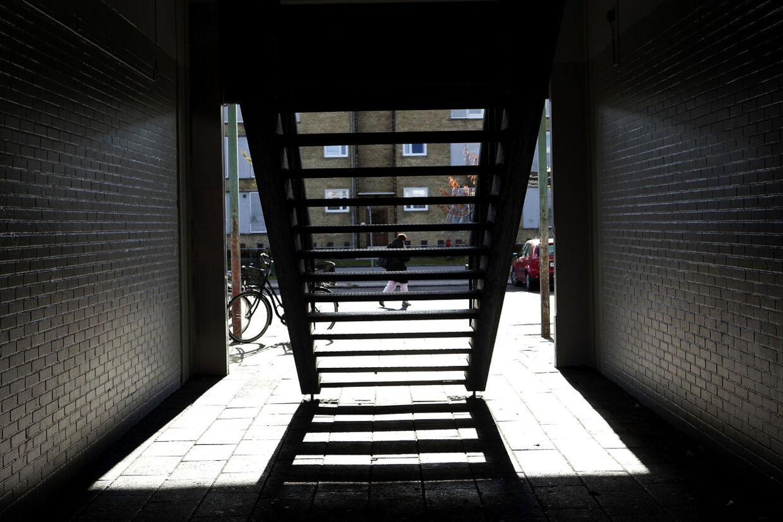 Tingbjerg er et af de københavnske kvarterer, hvor salafisterne ønsker at indføre sharia-zoner (arkivfoto)
