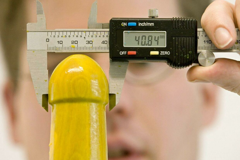 hvilken størrelse penis foretrækker de fleste kvinder