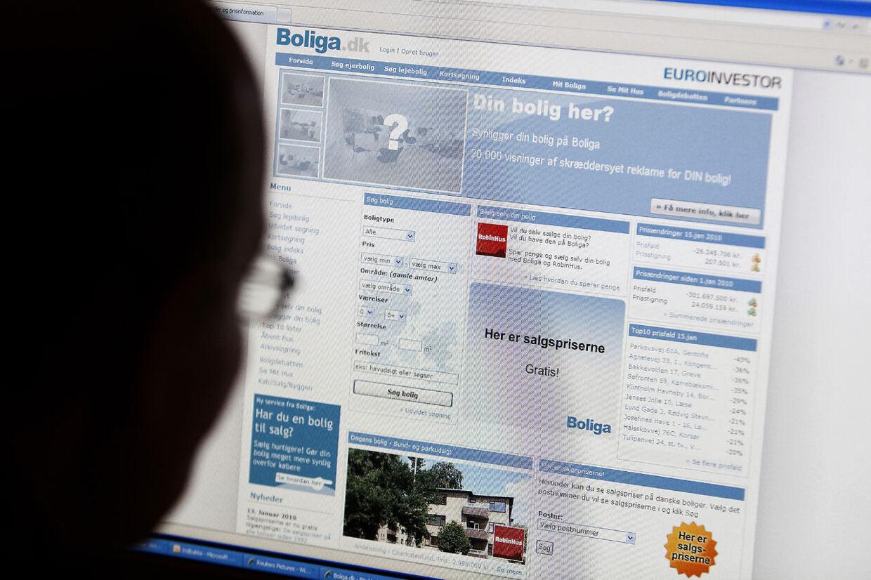 Boliga.dk - boligportal på nettet.