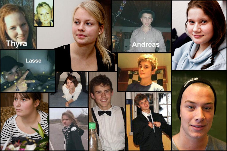 13 elever fra Lundby Efterskole var tæt på at miste livet, da de for næsten to år siden forulykkede med to lærere i en dragebåd på Præstø Fjord, men kun 10 af eleverne blive ført som vidner om ulykken.