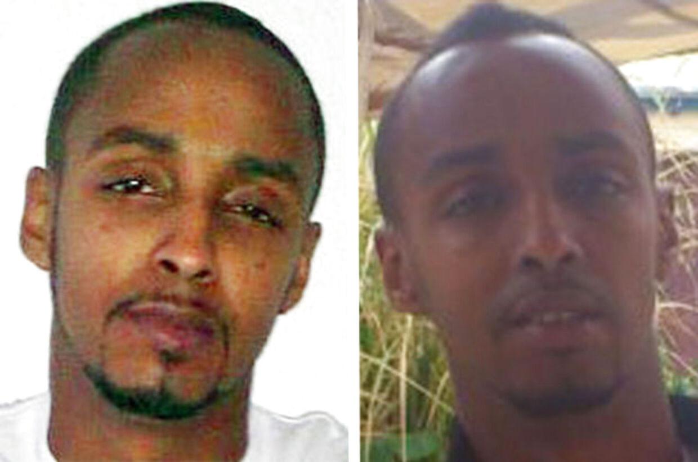 Omer Hassan Sheik Muse er sigtet in absentia for drabet på Jonas Thomsen Sekyere på 'Bakken' i Kødbyen 17. november.