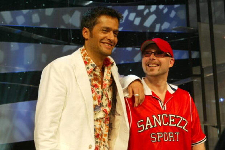 Zididadas Jimmy Colding og Danny Linde har grund til at smile. Efter deres deltagelse i melodi grand prix, er de blevet endnu mere populære. Foto: Ernst van Norde