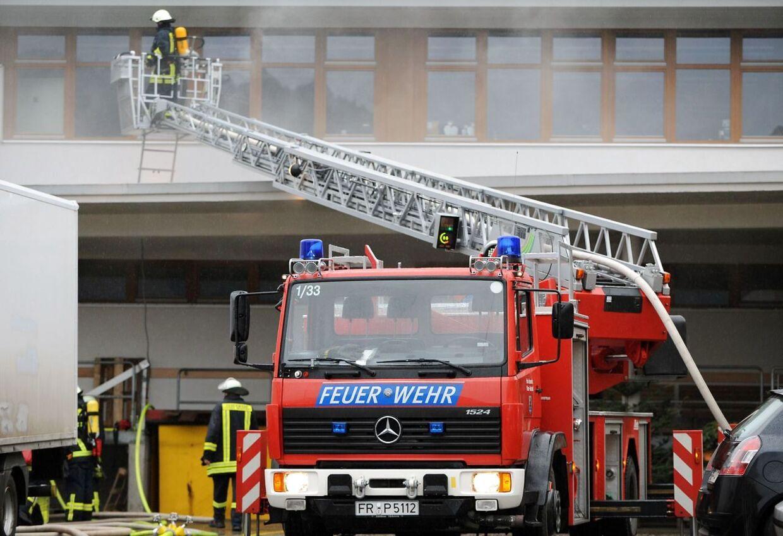 I alt 14 mennesker mistede livet ved branden i handicapværkstedet i byen Titisee-Neustadt.