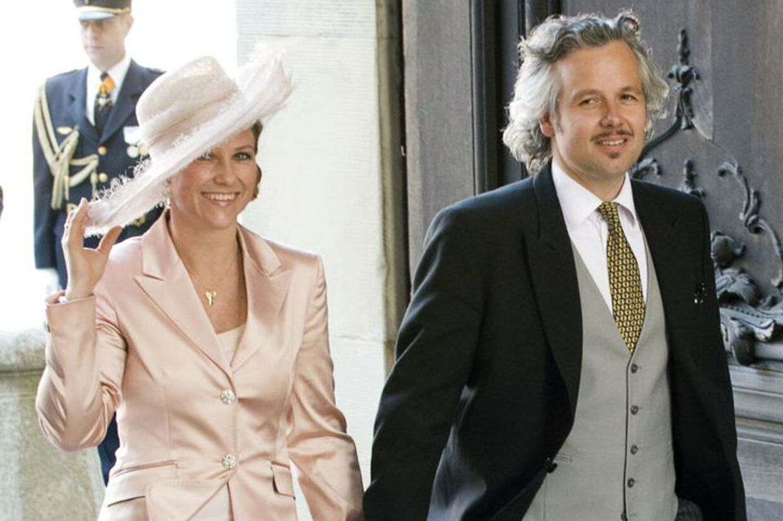 Prinsesse Märtha Louise og hendes mand, Ari Behn.
