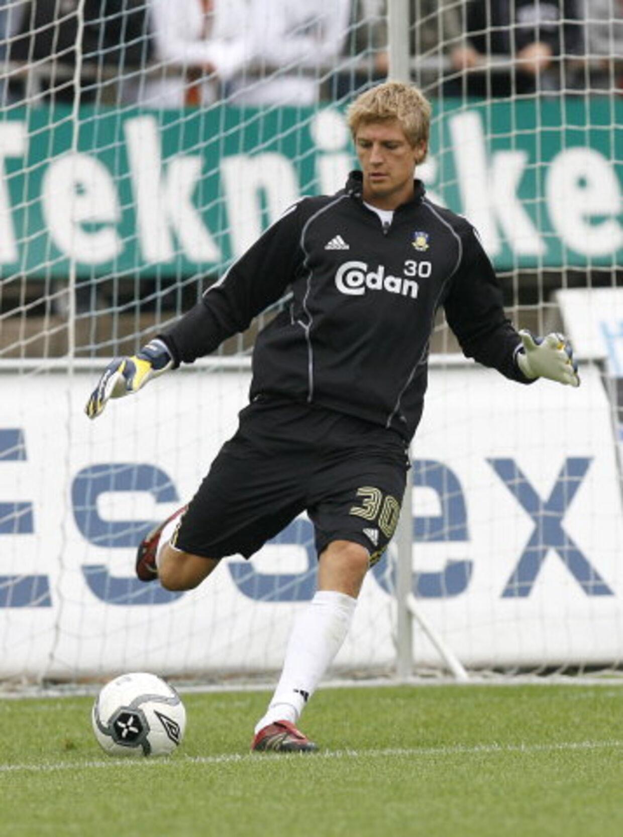 Brøndby og Michael Tørnes har forlænget samarbejdet frem til udgangen af 2009.