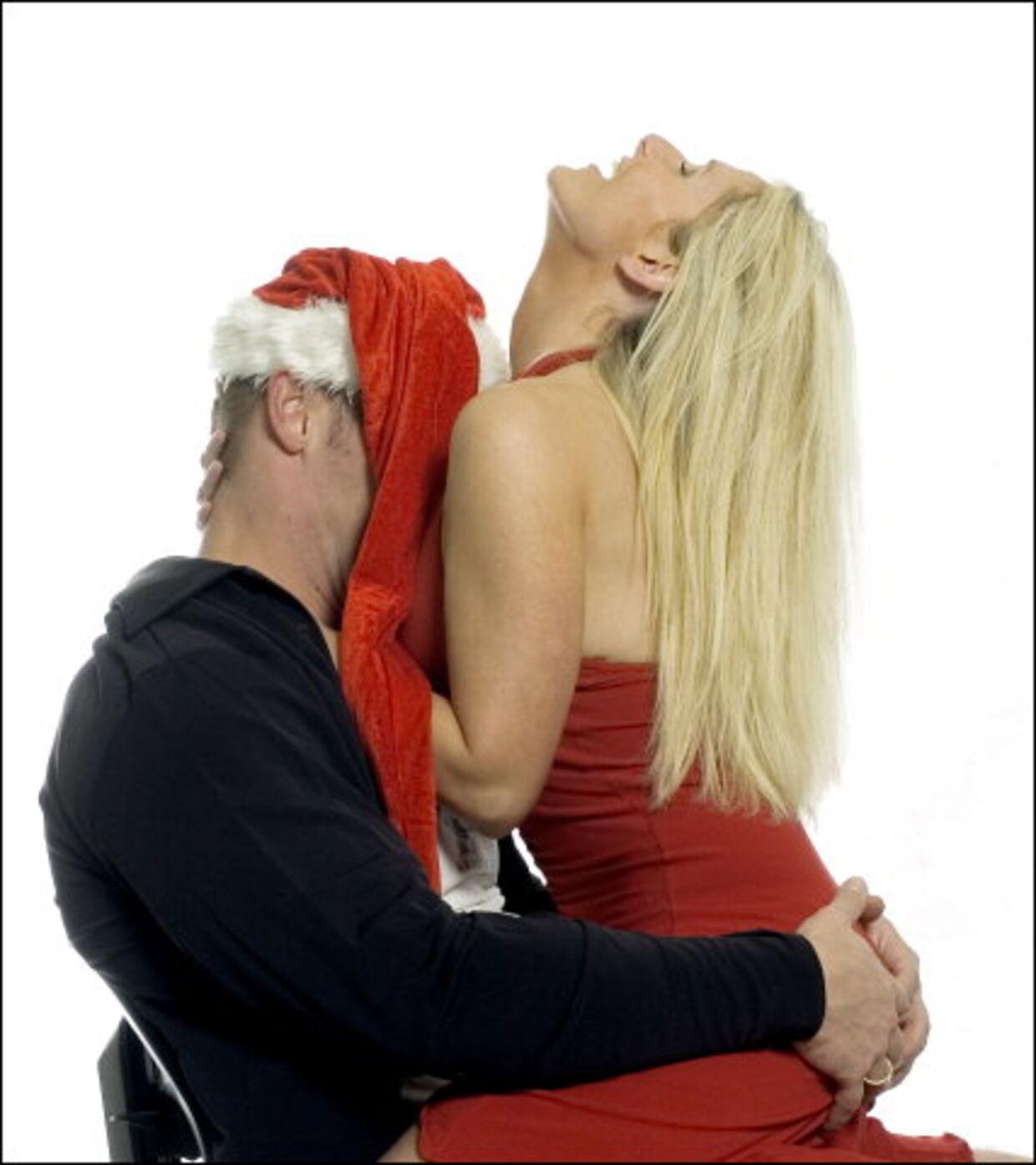 Julefrokoster får hvert år mange mænd til at bestille en dna-test af deres børn.