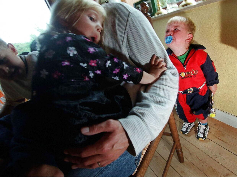 Du kan ikke undgå konflikter mellem dine børn, men du kan lære at håndtere de konflikter, der opstår.