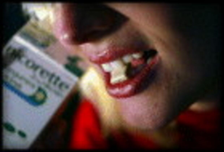 bivirkninger ved nikotintyggegummi