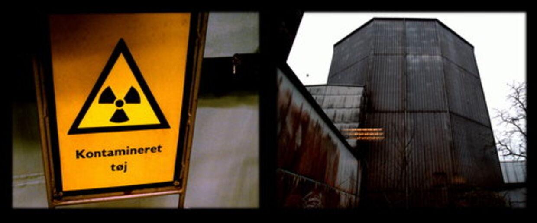 Nedrivningen af bl.a. reaktor 3 på Risø kan ende galt, advarer en tidligere driftschef. Foto: Linda Henriksen