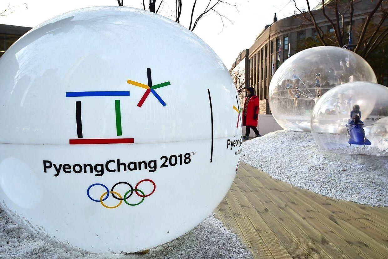Pyeongchang og Pyeongyang minder ret meget om hinanden. Nu har den sydkoreanske OL-værtsby skiftet navn til PyeongChang