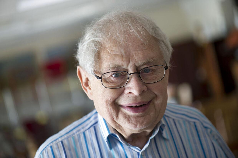 Preben Skousen er død 79 år gammel.